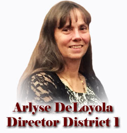 Arlyse DeLoyola - Director District 1