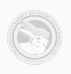 American Rabbit Breeders Association, Inc., official seal.