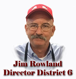 Director District Six - Jim Rowland