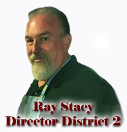 Director District Two - Ray Stacy