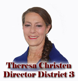 Theresa Christen - Director District 3